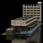 Kehl Station (for Poser)