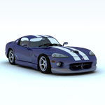 Dodge Viper (for Vue)