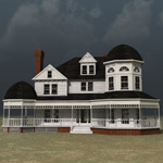 Victorian House (for Vue)