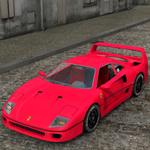 Ferrari F-40 (for Vue)