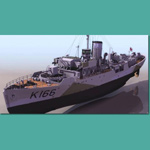 Click to see information about the 'HMCS Snowberry (for 3D Studio Max)'.