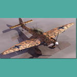 Click to see information about the 'Junkers 87 B Stuka (for 3D Studio Max)'.