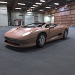 Click to see information about the 'Jaguar XJ 220 (for 3D Studio Max)'.