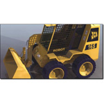 Click to see information about the 'JCB Digger (for 3D Studio Max)'.