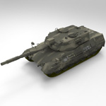 Leopard I (for 3D Studio Max)