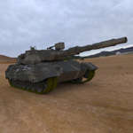 Click to see information about the 'Leopard I (for 3D Studio Max)'.