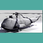 VH 3D Seaking (Presidential) (for 3D Studio Max)