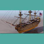 Click to see information about the 'HMS Victory (for 3D Studio Max)'.