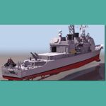 Click to see information about the 'Valley Forge (Ticonderoga Class) (for 3D Studio Max)'.