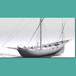 Corsair Sailing Vessel (for 3D Studio Max)