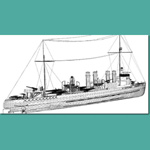 H.M.S. Campbeltown (for 3ds)