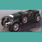 Click to see information about the 'Bentley 1930 (for 3D Studio Max)'.
