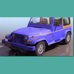 Click to see information about the 'Jeep Wrangler (for 3D Studio Max)'.