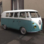 Volkswagen Combi (for 3D Studio Max)