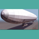 Click to see information about the 'German Zeppelin L9 (for 3D Studio Max)'.