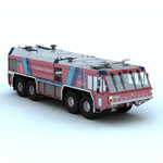 GFLF Simba 8X8 Firefight Truck (for Vue)