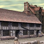 Click to see information about the 'Guildhall (for Poser)'.