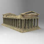 Click to see information about the 'Temple (for Poser)'.