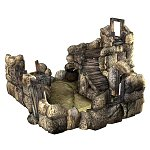 Click to see information about the 'Ruined Trollhouse (for Poser)'.