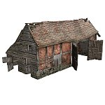 Click to see information about the 'Derelict Barn (for Poser)'.