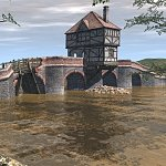 Click to see information about the 'Norsca Bridge (for Poser)'.