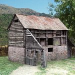 Click to see information about the 'Derelict Barn II (for Poser)'.