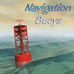Navigation Buoys (for Poser)
