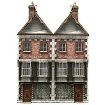 Merchant House (for Poser)