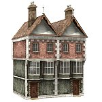 Click to see information about the 'Merchant House (for Poser)'.