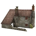 Derelict Cottage (for Poser)