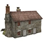 Click to see information about the 'Derelict Cottage (for Poser)'.