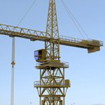 Tower Crane (for Wavefront OBJ)