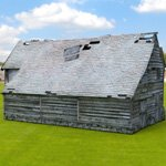 Derelict Barn (for DAZ Studio)