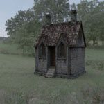 Mariner`s Chapel (for DAZ Studio)