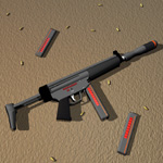 Click to see information about the 'MP5 Gun (for Wavefront OBJ)'.
