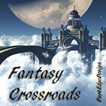 Fantasy Crossroads (for Poser)