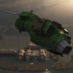 Click to see information about the 'DE WASP Dropship (for Vue)'.
