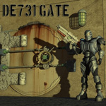 Click to see information about the 'DE731 Gate (for Poser)'.