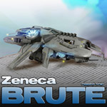 Click to see information about the 'Zeneca Brute (for Poser)'.