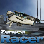 Zeneca Racer (for Poser)