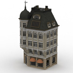Click to see information about the 'Bankhaus (for Lightwave)'.
