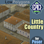 Click to see information about the 'Little Country (for Poser)'.