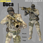 Lince9 Duca (for Poser)