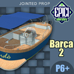 Click to see information about the 'Barca 2 (for Poser)'.