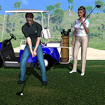 Click to see information about the 'Animated Golf Swing Poses (M3 and V3)'.