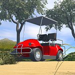 Golf Cart (for Vue)