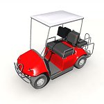Click to see information about the 'Golf Cart (for Vue)'.