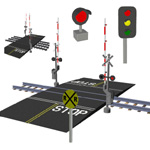 Train Add-On Set
