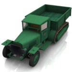 ZiS-42 Half-Track (for Vue)