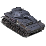 Click to see information about the 'Panzer IV'.